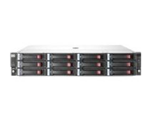 HP QK765A 36TB (12 x 3TB) D2600 Network Storage