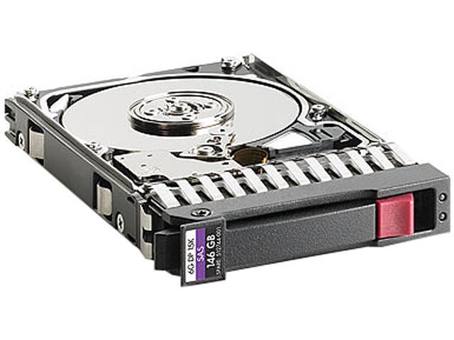 HP E2D54A 146GB 15000 RPM SAS 6Gb/s 2.5