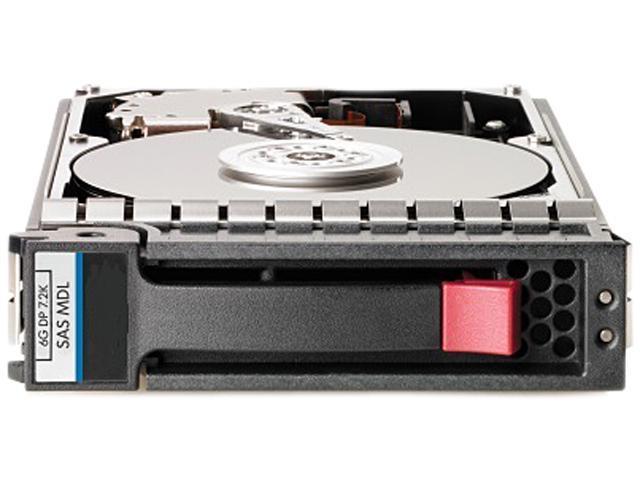 """Hewlett-Packard C8S62A 1TB 7200 RPM SAS 6Gb/s 2.5"""" Internal Hard Drive"""