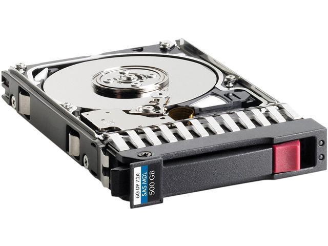 HP 652745-B21-R 500GB 7200 RPM SAS 6Gb/s 2.5
