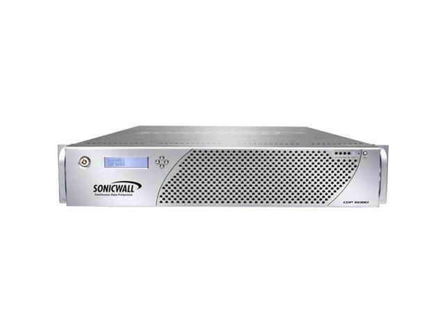 SONICWALL 01-SSC-9304 3TB (4x750GB) CDP 6080 Network Storage
