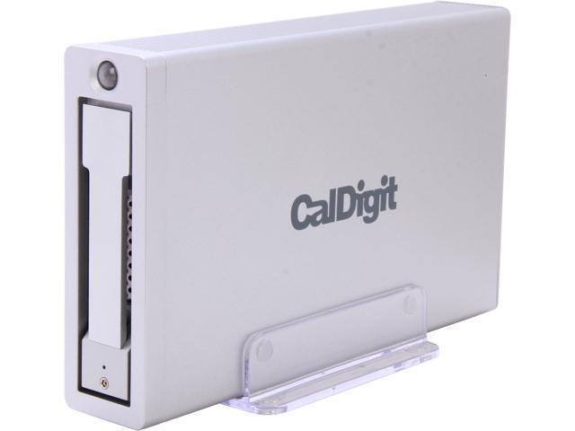 "CalDigit AV Pro 2TB USB 3.0 / 2 x Firewire800 3.5"" External Hard Drive Silver"