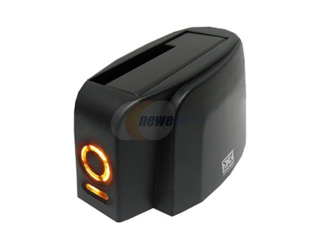 """Xigmatek 1TB USB 2.0 / eSATA 3.5"""" External Hard Drive Black"""