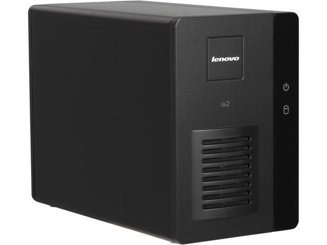 Lenovo 70A69001NA Iomega ix2 Network Storage 2-BAY