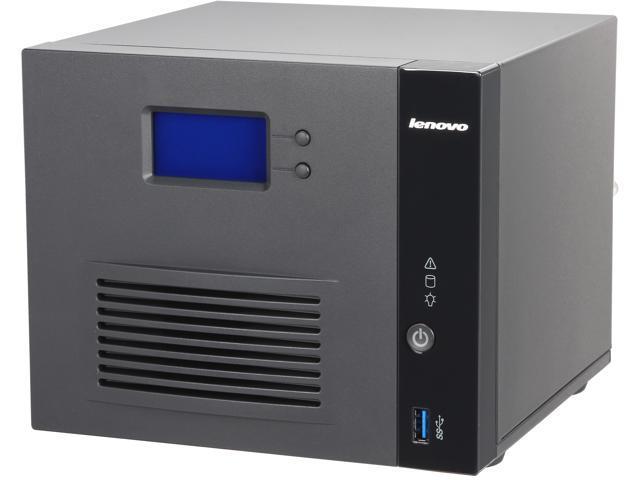Lenovo 70B89003NA Iomega ix4-300d Network Storage 4-BAY