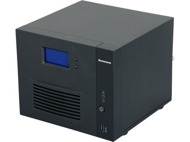 Lenovo 70B89000NA Iomega ix4-300d Network Storage 4-BAY