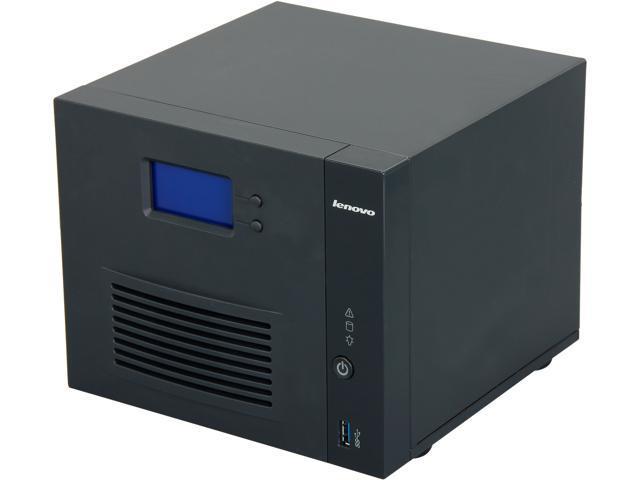 Lenovo 70B89001NA 8TB (4 x 2TB) Iomega ix4-300d Network Storage 4-BAY