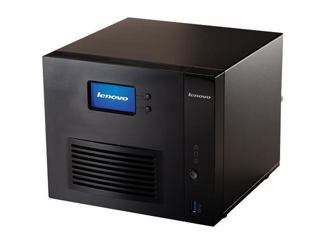 Lenovo 70B89002NA 12TB (4 x 3TB) Iomega ix4-300d Network Storage 4-BAY