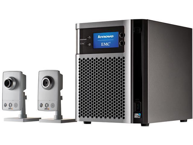 Lenovo 70BC9009NA 8TB (4 x 2TB) EMC px4-300d Network Storage