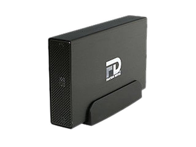 "Fantom Drives G-Force 500GB USB 2.0 / eSATA 3.5"" External Hard Drive Black"
