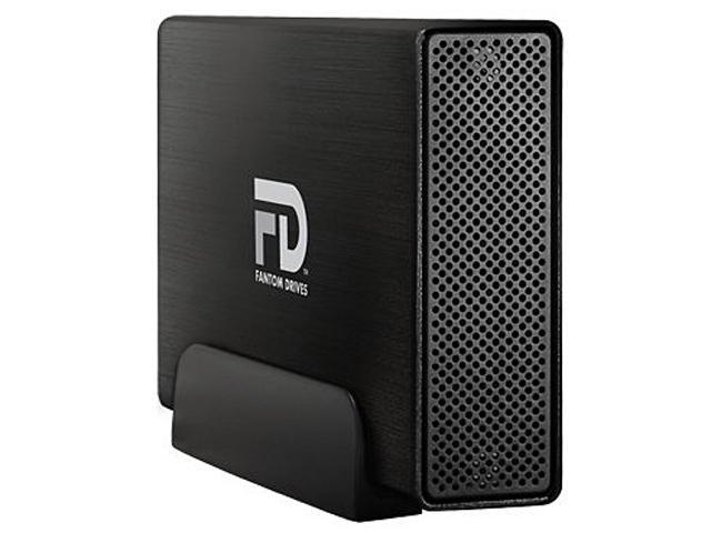 Fantom Drives G-Force3 Pro 3TB USB 3.0 Aluminum External Hard Drive GF3B3000UP