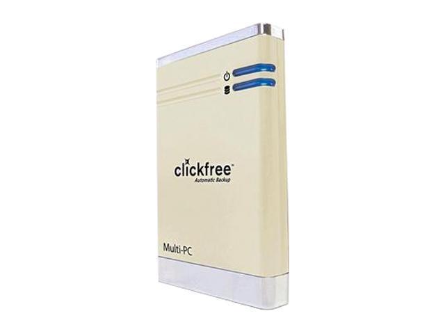 Clickfree 500GB USB 2.0 2.5