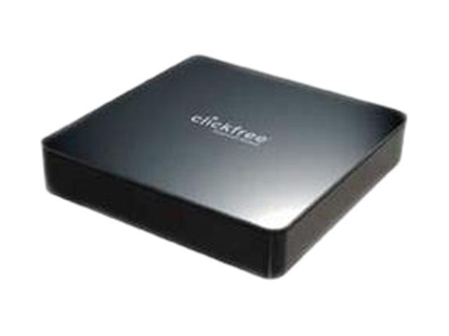 "Clickfree C2 2TB USB 3.0 3.5"" Desktop Backup Drive Black"