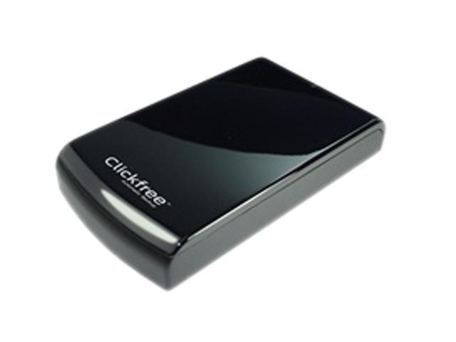 "Clickfree C6 2TB USB 3.0 3.5"" Desktop Easy Imaging Total Computer Backup Drive"