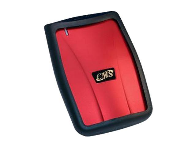 CMS Products 500GB ABS External Hard Drive USB 2.0 Model V2ABS-CELP-500