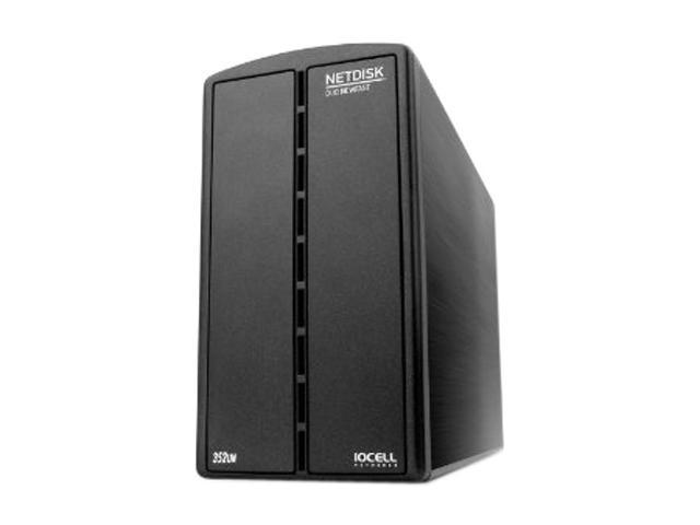 IOCell Networks 352UN 3TB Network Storage
