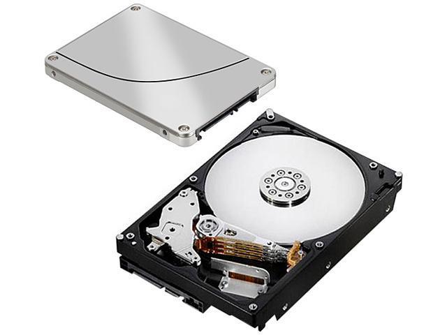 GENERIC 120GB SSD + 1TB HDD Internal Hard Drive