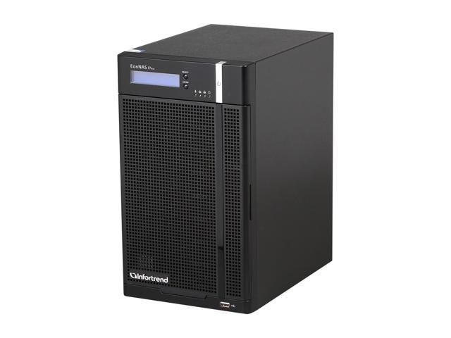 Infortrend ENP800MC-0030 EonNAS Pro 800 8 Bay Tower ZFS NAS Solutions for SMBs and SOHO Users