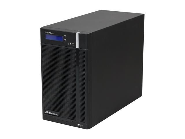 Infortrend ENP850MC-0030 EonNAS Pro 850 8 Bay Tower ZFS NAS Solutions for SMBs and SOHO Users