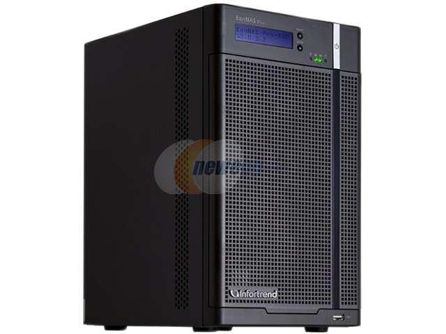 Infortrend ENP850MD-0030 EonNAS Pro 850 8-Bay Tower NAS solutions for SMBs and SOHO users