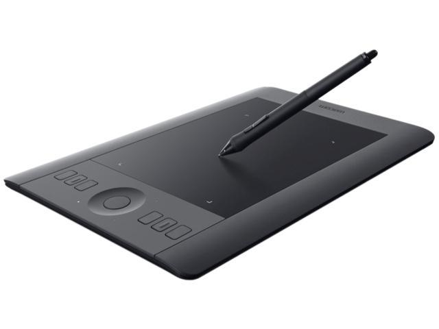 """Wacom Intuos PTH451 6.2"""" x 3.9"""" Active Area USB Pro Pen and Touch Small"""