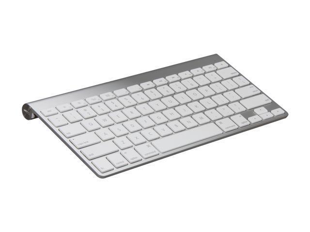 Apple MC184LL/B White Bluetooth Wireless Mini Keyboard