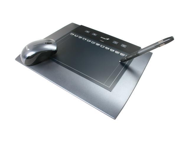 Genius MousePen M508W USB Wireless multimedia Tablet