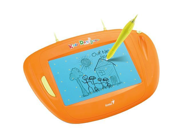 Genius 31100016104 USB Graphic tablet for kids