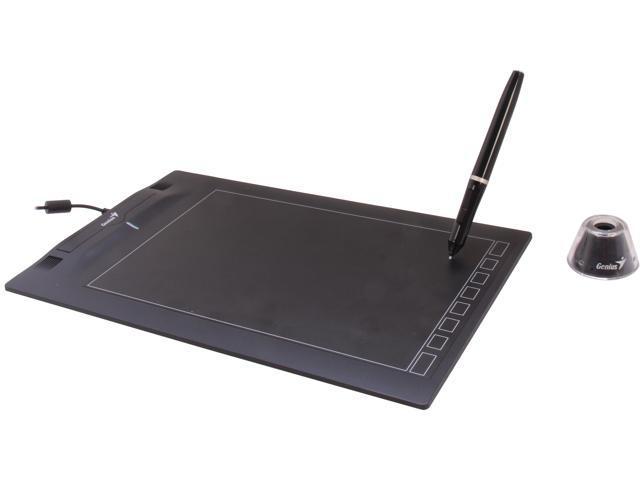 Genius EasyPen F610E USB Slim Pen Tablet