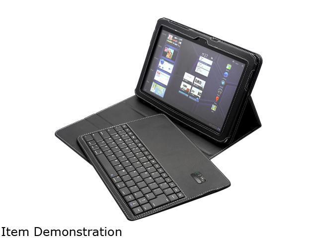 Black Keyboard/Cover Case (Portfolio) for 7