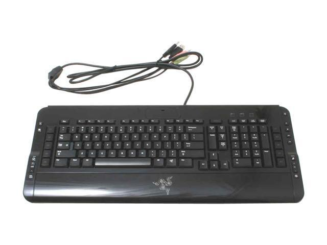 RAZER Tarantula Black USB Ultimate Gaming Keyboard