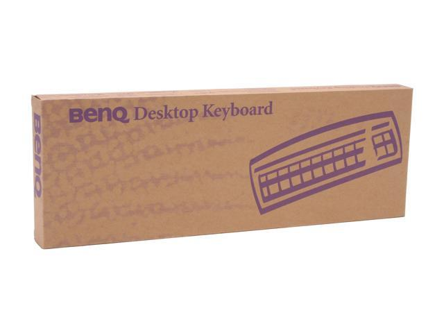 BenQ i100-Black Black 104 Normal Keys PS/2 Standard Keyboard
