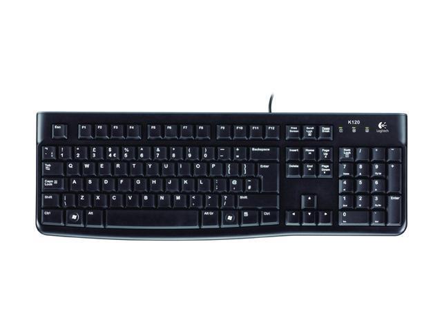 Logitech Keyboard K120 for Business