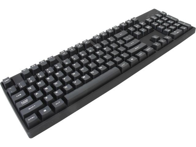 CM Storm QuickFire XT - Full Size Mechanical Gaming Keyboard with CHERRY MX Blue/Green Switches