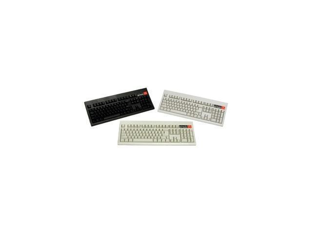 KeyTronic CLASSIC-U1 Beige Wired Keyboard