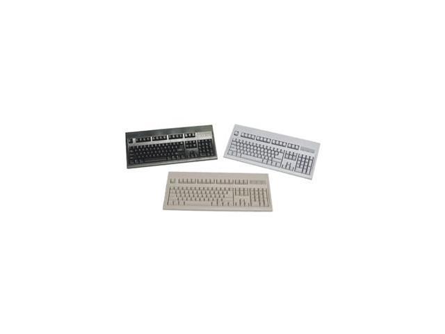 KeyTronic E03601U2 Black 104 Normal Keys USB Standard Keyboard