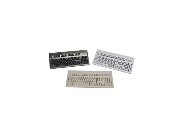 KeyTronic E03601P15PK Beige 104 Normal Keys PS/2 Wired Standard Keyboard - 5 Pack