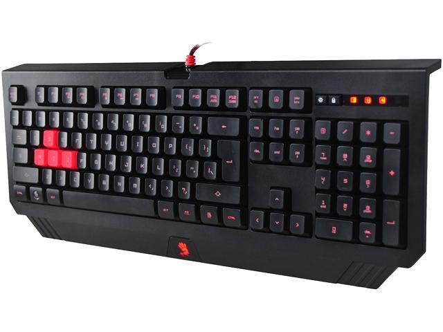 Bloody B-Series B120  Gaming Keyboard Black