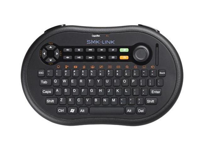 SMK-LINK VP6360 Black RF Wireless Keyboard