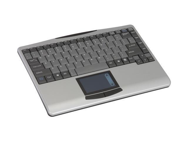 ADESSO WKB-4000US 2-Tone RF Wireless Mini Keyboard