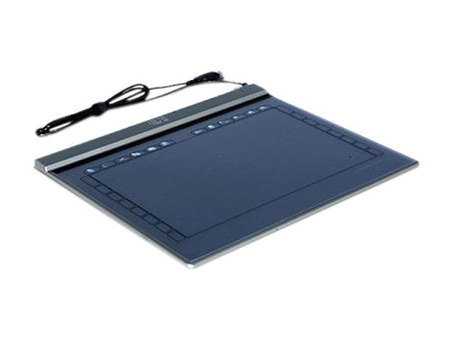 "ADESSO CT-Z12A 10"" x 6"" Widescreen Ultra Slim Graphics Tablet with Adobe Photoshop Elements 5.0"