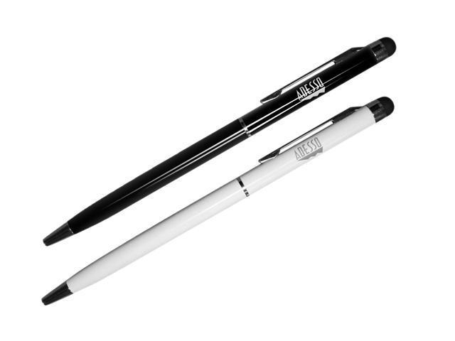 Adesso CYBERPEN 201 Stylus Pen 1 Black, 1 White