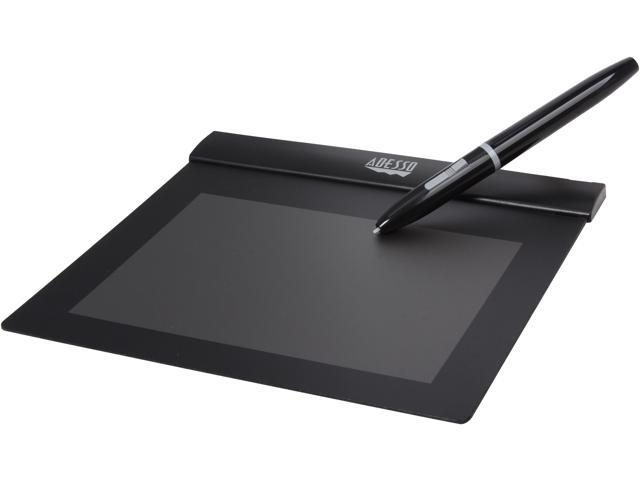 ADESSO CYBERTABLETZ8 USB Ultra-Slim Graphic Tablet