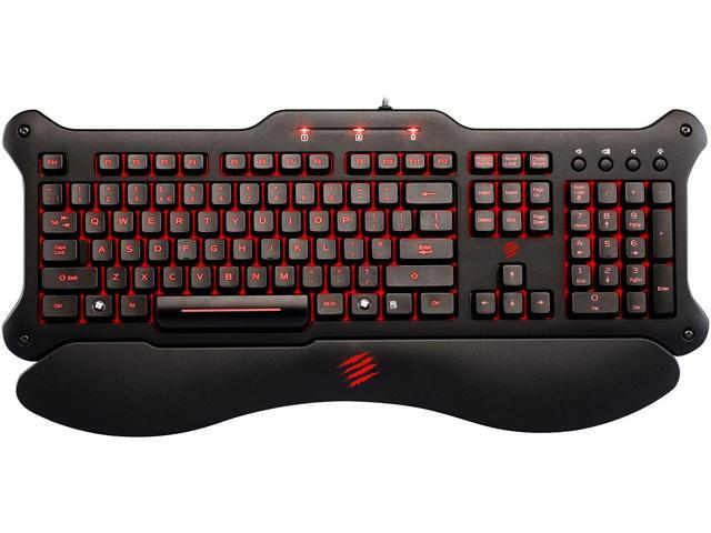 Mad Catz MCB44026N0B2/04/1 V5 Keyboard