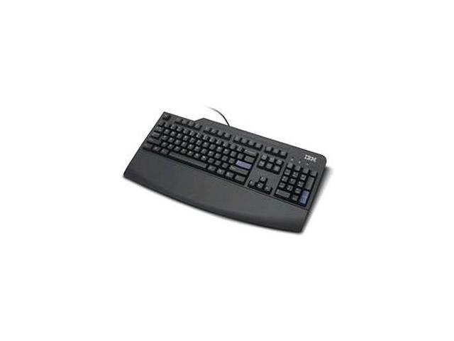 Lenovo Preferred Pro Business Black 104 Normal Keys USB Wired Standard Keyboard - US English