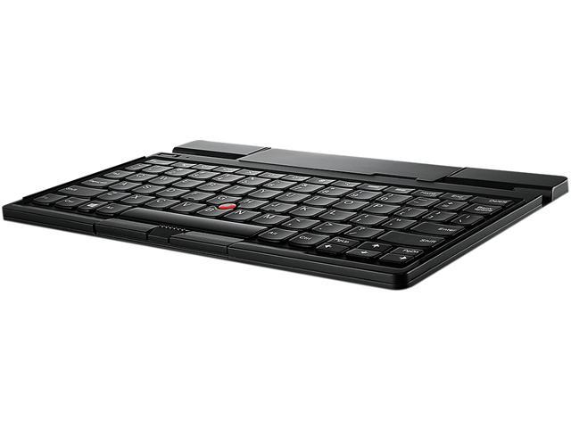 Lenovo ThinkPad Tablet 2 Bluetooth Keyboard with Stand - US English Bluetooth Wireless Keyboard