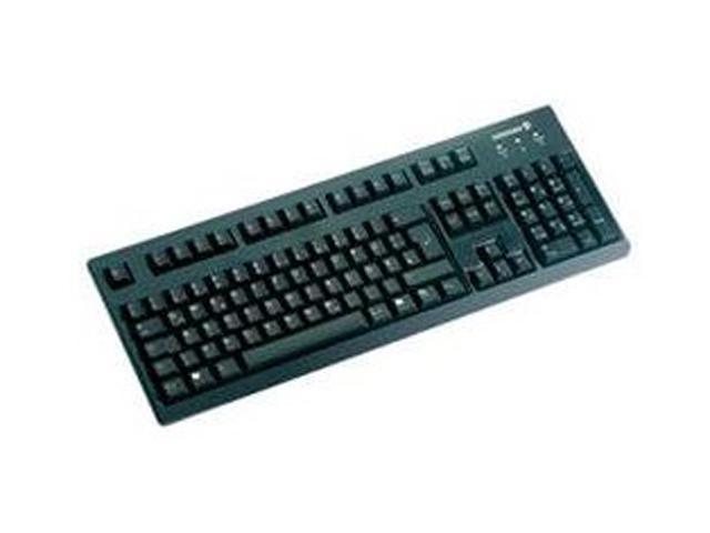 CHERRY G83-6104LPNEU-2 Black PS/2 Wired Keyboard