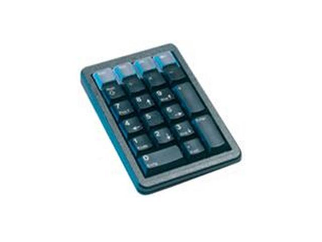 CHERRY G84-4700LUCUS-2 Black USB Wired Programmable Keypad