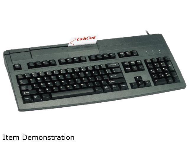CHERRY G81-8000LPDUS-2 Black Wired AP POS Keyboards