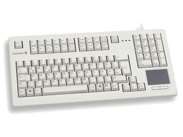 CHERRY G80-11900LUMEU-0 Lt grey 104 Normal Keys USB Wired Mini Keyboard